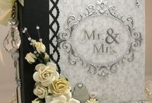 Wedding mini albums