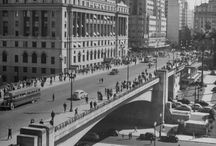 São Paulo Antiga / Recordando sampa antiga