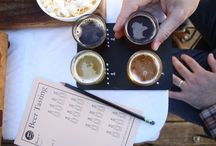 Beer Tasting Party  {gluten free} / Throw a brassy beer bash!