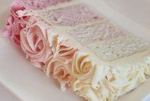 Bruiloft - taart