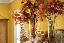FALL DECOR / Fall decor to inspire you / by Lisa Dickner-Goulet, Interior Decorator