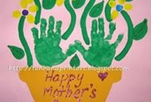 Kids Mother's Day crafts / by Bobbie Hoag