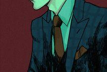 Hannibal fanart + tumblr