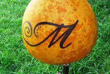 Gourd Board / by Debbie Whitaker