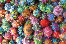 Fabric Beads & Accesories
