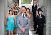 Wedding | bride & groom first look