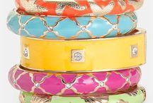 Rings & bracelets _ Necklaces & earrings