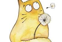 Pookie Cat - Maria van Bruggen