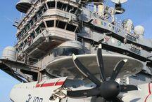 Aircrat Carrier USS Truman