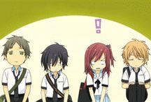 Reseñas Anime&Mangas / Reseñas de animes y mangas de mi blog Boulevard del Hitsuzen.  #Anime #Manga #Otaku