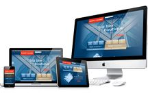 Web Design / Websites need to be both beautiful and functional and our websites are both.