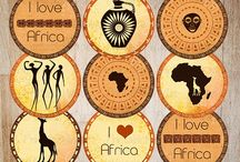 Africa party theme