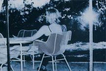 Anton Corbijn - Courtney Love / Dutch Photographer
