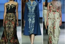 Fashion - E T H N I C | batik & ikat fashion / Batik Fashion