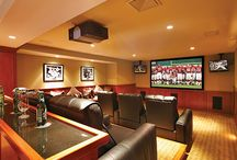 ManCave / Ideas for Man Caves