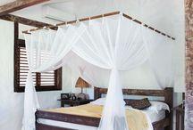 Zanzibar bedrooms