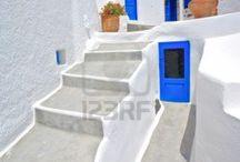 Mes maisons de rêve  / La Grèce