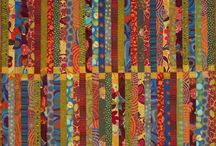 One Woman's Trash. . . / by Quiet Time Quilts