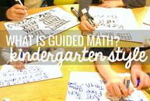 Guided Math at Different Grade Levels