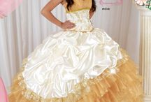 Ivory Quinceanera Dresses