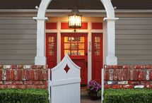 Curb Appeal / Make a great first impression.