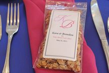 Wedding Favors / by Nuts About Granola