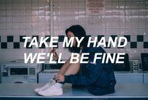 *Words // lyrics*