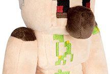 Minecraft Plushies / Minecraft soft and plush toys!