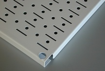 Pegboard Installation & Support