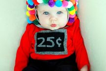 cute baby halloween costumes / by Debbie Gwynn