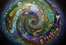 Spirals go round / by Cindy Wood