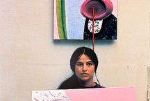 Eva Hesse / The amazing work of artist Eva Hesse