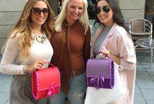 Promo-Tour München 31.07.2015 / Heute wurden im Rahmen einer Promotion-Aktion ein paar unserer AugenWaide Trachtentaschen verschenkt! Es hat uns sehr viel Spaß gemacht und wir hoffen die Überraschung ist uns gelungen! Hier ein kleiner Eindruck...