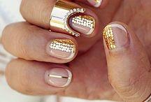 Hair, nails