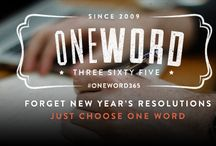 OneWord 2014: Discovery