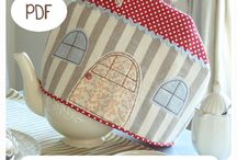 Quilted Tea Cosy Patterns