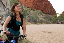 Cycle Touring • Australian Adventure / by Visit Australia