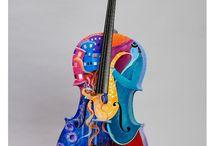 Cello / by Bonnie Greer