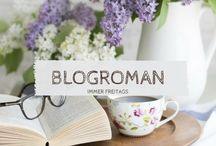 Bücher und Blogromane
