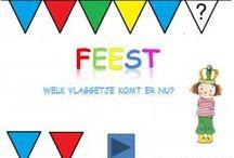 Kinderboekenweek 2014 FEEST!