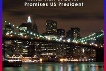 Promises US President