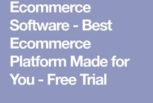 e commerce website business / Professional solutions for e-commerce business