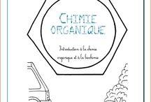 Chimie organique / Cours d'Ellen McHenry sur la chimie organique, de l'Association Carpe Diem