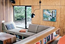 Tiny Home / Tiny vacation house, movable studio, guest house? Here are some ideas I'm collecting for a tiny home.