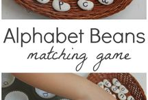 Alphabets activities
