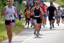 Half marathon training / by Morgan Le Jeune