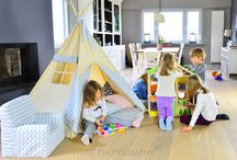 Tipi et collection Abitare Kids
