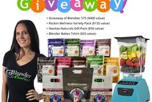 GiveAways / Contests