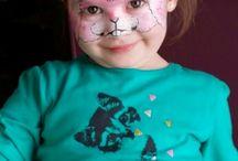 Mascarades et Fantaisies / face painting