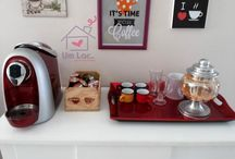 Coffee Station/ bar
